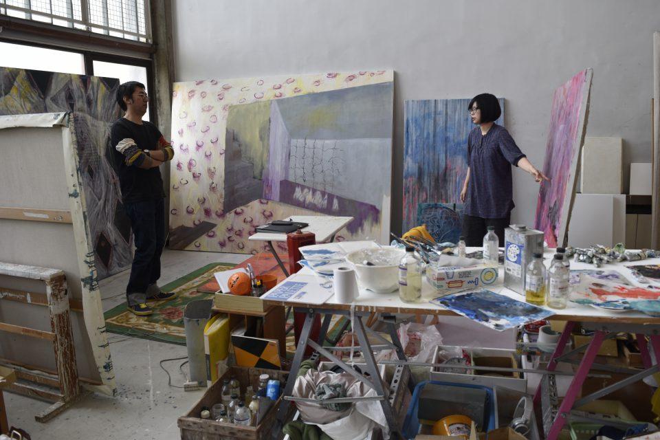2017 « 特別演習 « 美術学部油画...